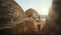 Tombeaux milénaires, Jebel Hafit © Abu Dhabi Department of Culture and Tourism