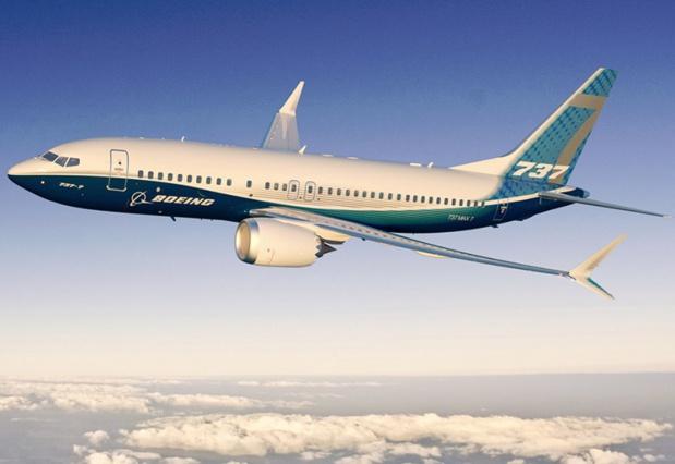 """""""Nous sommes convaincus que l'avion est sûr, ce qui est la condition préalable pour donner notre approbation"""" - Photo Boeing"""