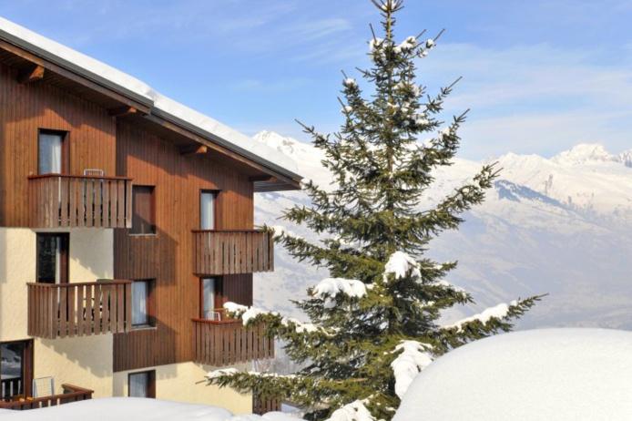 VVF Club Intense Le Balcon du Mont Blanc Montchavin La Plagne - Photo VVF