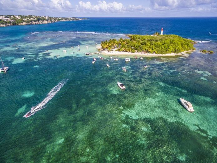 DR : Comité du Tourisme des Îles de Guadeloupe, Aurélien BRUSINI
