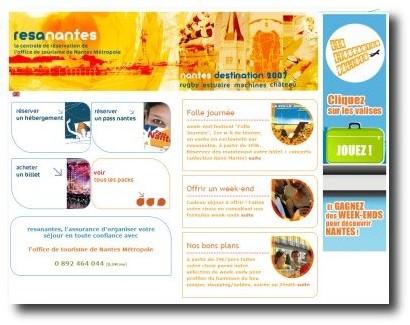 L'OT de Nantes lance un nouveau site Internet