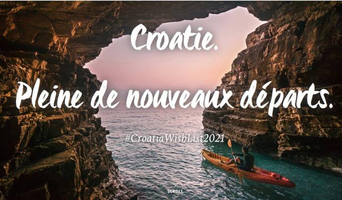« Croatie, pleine de nouveaux départs » : une visiconconférence pour relancer la destination