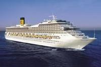 Le « Costa Serena » sera baptisé dans le port de Marseille