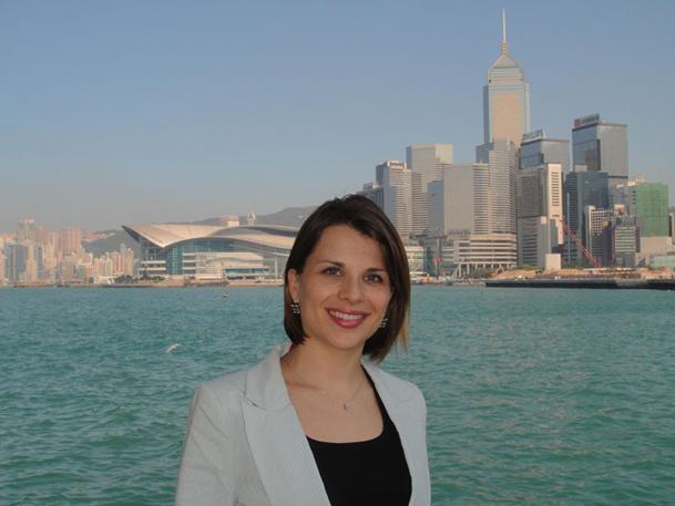 A Hong Kong, Orianne Pages aide les particuliers et les entreprises françaises à organiser leur évènement en Chine - DR