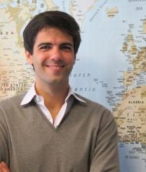 Nicolas Ferrary, chef des opérations pour la France pour AirBnB. DR