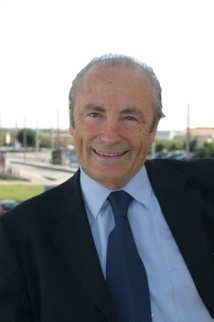 Daniel Peyron, le directeur général du groupe Sup de Co La Rochelle. DR