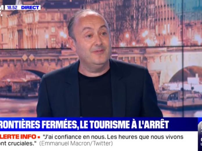 Laurent Abitbol sur BFMTV