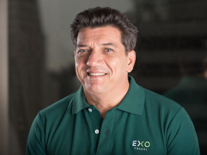 Olivier Colomès, Président et co-fondateur d'EXO Travel - DR