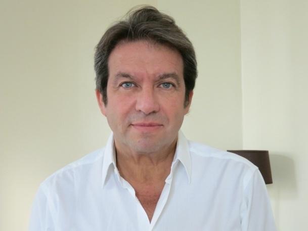 Georges Rudas est le Président-Directeur général d'Amadeus France - Photo DR