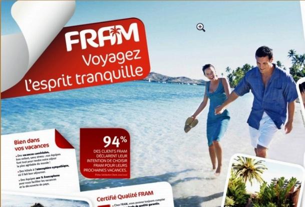Voyages Fram est condamné solidairement avec Castellane Voyages /photo dr