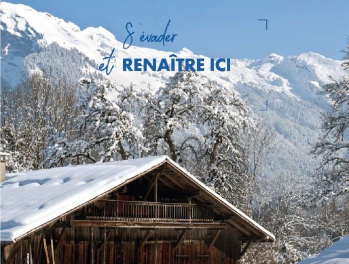 Auvergne Rhône-Alpes Tourisme a lancé un plan de transition de 12 millions d'euros, en juin 2020, pour relancer la consommation touristique, assurer la survie des opérateurs touristiques de la Région et accélérer la transition vers un tourisme bienveillant. - DR : Auvergne Rhône-Alpes Tourisme.