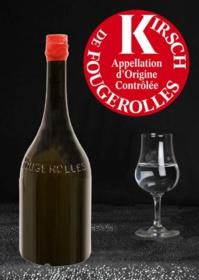Un kirsh au label AOC - DR : Collection OTSI Fougerolles