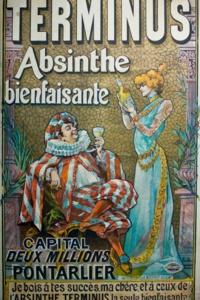 Sur la Route de l'Absinthe - DR : Guillaume Perret.