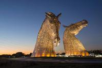 The Kelpies, Helix Park - DR VisitScotland - Kenny Lam
