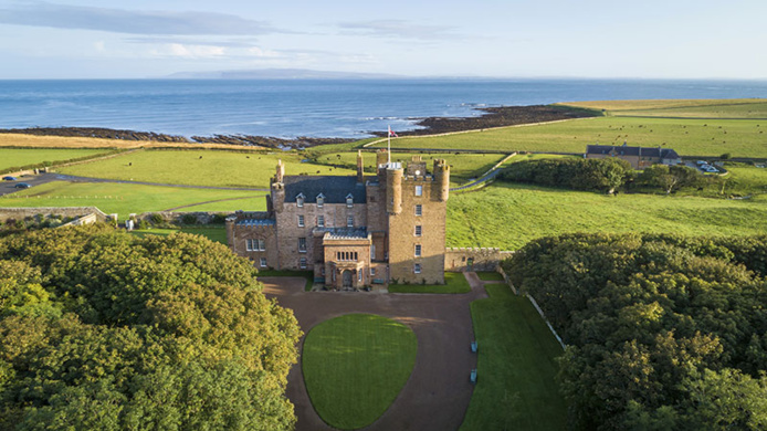 The Castle and gardens of Mey - DR VisitScotland - Kenny Lam