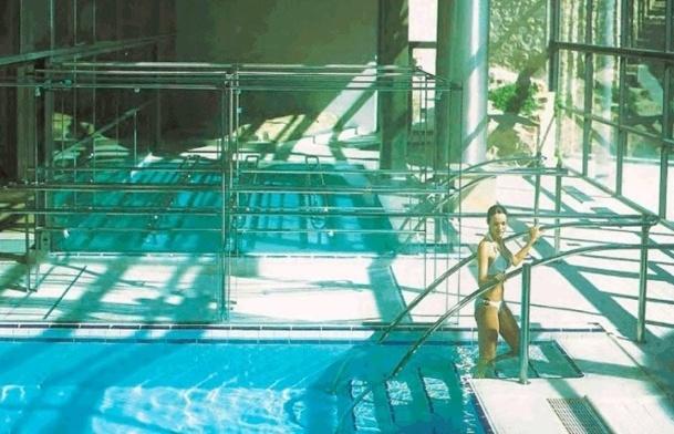 Les thermes à Aix-en-Provence, remonte à l'Antiquité.  Déjà aux temps des Romains, la source d'eau naturellement chaude avait ses amateurs. DR