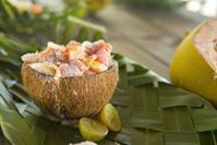 © Croisières Aranui / Le poisson cru à la tahitienne, à goûter à bord de l'Aranui