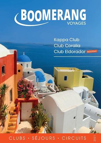 La brochure Boomerang Voyages - dr