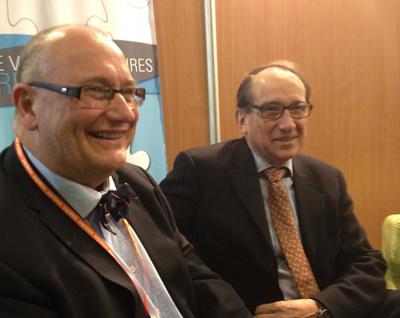 Régis Chambert et Jean-Claude Tacnet restent discrets sur les termes du contrat qui les lient - DR