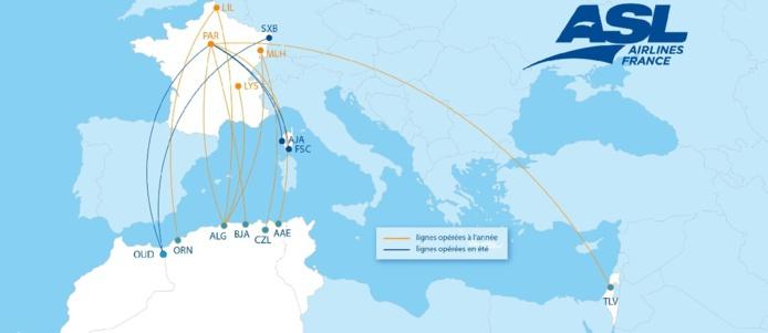 """La compagnie se prépare à la réouverture """"espérée"""" des frontières avec un nouveau programme de vols réguliers pour la saison été 2021. - DR"""