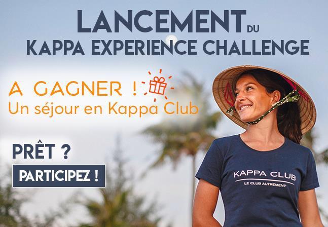 Kappa Club lance le Kappa Experience Challenge