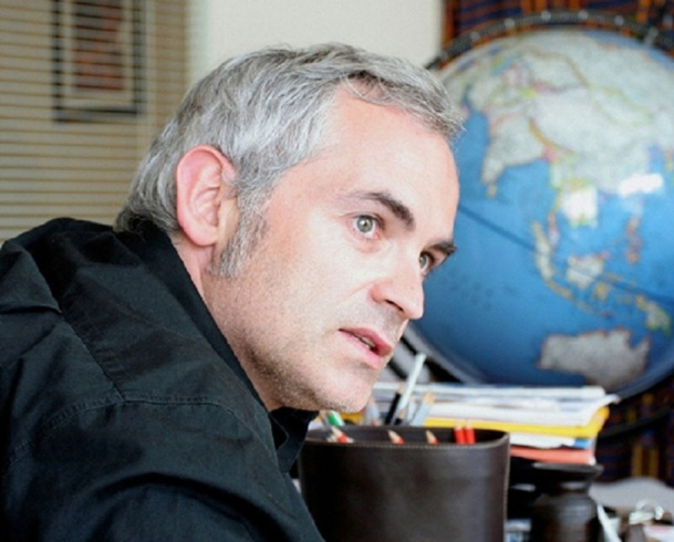 Jean-François Rial, PDG de Voyageurs du Monde - Photo DR