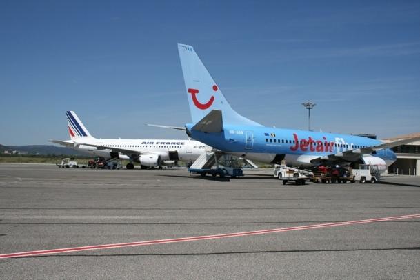 Air France et JetAirFLy, principaux pourvoyeurs de trafic pour l'aéroport Toulon-Hyères - Photo DR