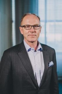 Pekka Vauramo, CEO de Finnair - DR : Finnair
