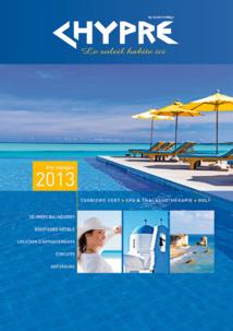 Salaün Holidays : le catalogue 2013 dédié à Chypre est sorti