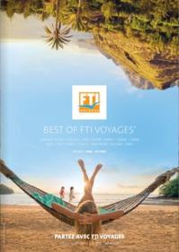 Le catalogue FTI Voyages est accessible en ligne sur Brochuresenligne.com - DR
