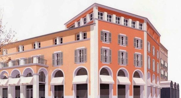 Les travaux ont permis à l'Hôtel de Paris de retrouver son lustre avec 90 chambres dont 38 suites - DR