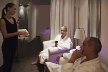Dans chaque suite, une thérapeute sera dédiée au curiste - seul ou en couple -  qu'elle suivra tout le long de son séjour.  ©Relais Thalasso