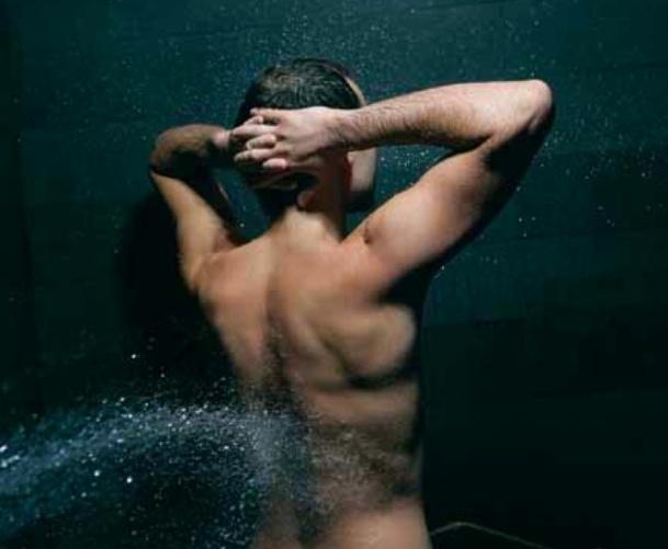 Le soin est idéal pour faire le plein d'énergie,  sur  la silhouette et favorise l'élimination des toxines. ©Bruno Prechesmisky