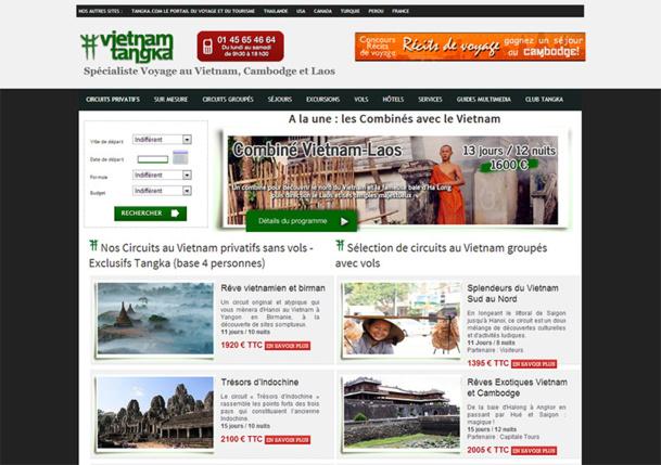 Le Vietnam est la première destination vendue par Tangka Voyages - DR