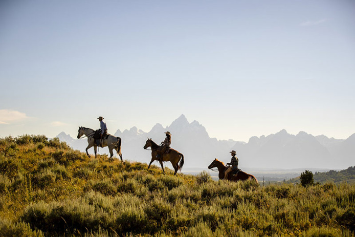 © The Great American West