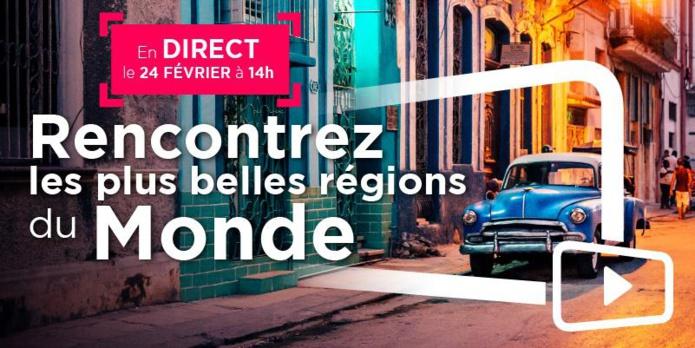 Salaün Holidays lance une émission live présentée par Jean-Pierre Pernaut