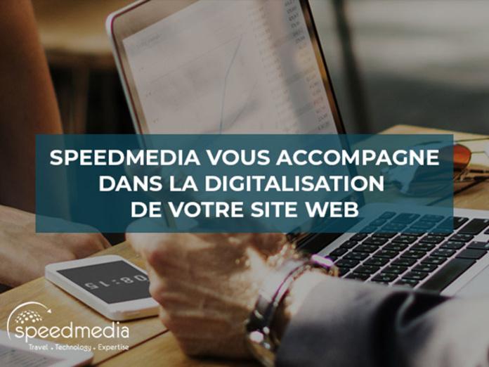 C'est le moment de repenser votre site Web ! © SpeedMedia