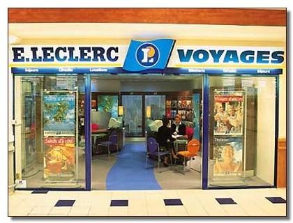Grande distribution e leclerc voyages vise les 200 - Leclerc voyage rennes ...
