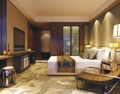 Le Mandarin Oriental Pudong à Shanghai comptera 362 chambres et suites et 210 appartements - Photo DR