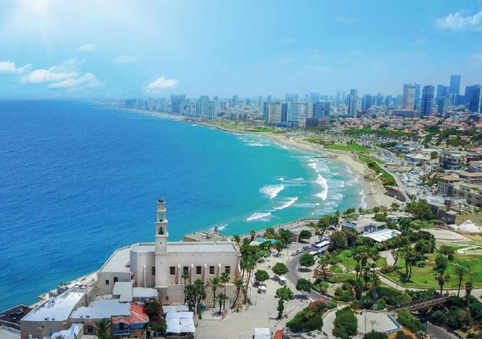 Entre patrimoine historique et modernité, Tel Aviv est l'une des destinations qui attire de plus en plus - DR : office du tourisme Israel
