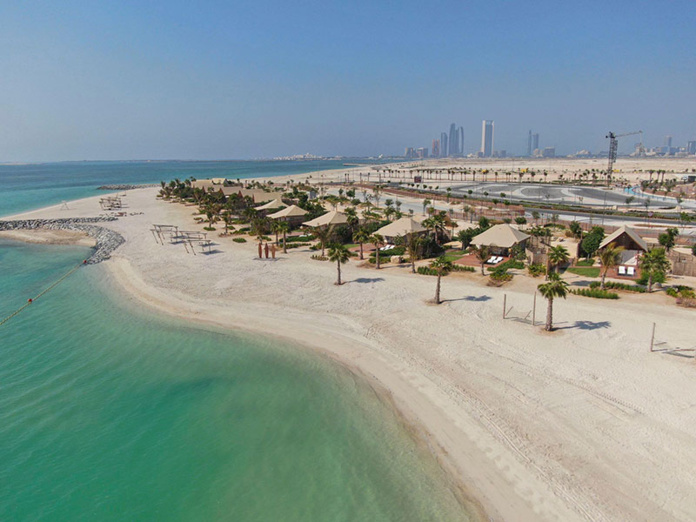 Al Hudayriat Island © Abu Dhabi Department of Culture and Tourism