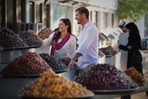 Marché aux dattes ©Abu Dhabi Department of Culture and Tourism