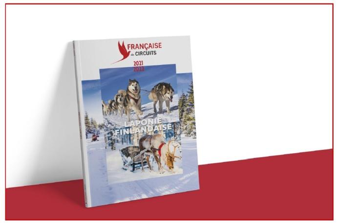 La Française des circuits publie sa brochure Laponie Finlandaise