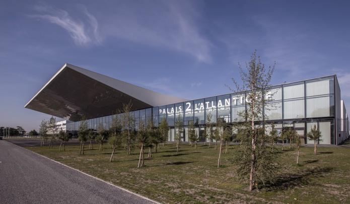 Rebaptisé Palais 2 l'Atlantique en 2019, le hall du Parc des Exposition de Bordeaux accueille des congrès, expositions et autres évènements d'ampleur sur une surface de 15.000 m2. - DR