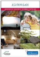 Clévacances édite une brochure régionale Auvergne