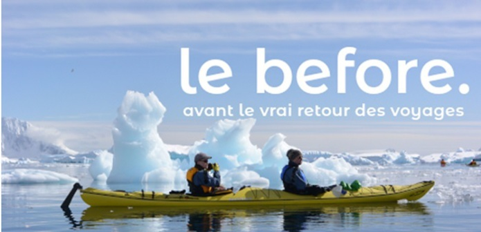 Bleu Voyages a déjà prévu une programmation hebdomadaire jusqu'à mi-avril  - Bleu Voyages