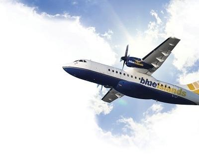 Blue Islands veut étendre l'accessibilité de ses vols pour les agences de voyages qui les distribuent - Photo DR