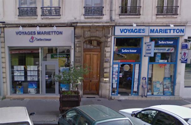 Le groupe Marietton Investissements compte désormais 87 agences - DR : Google Street View