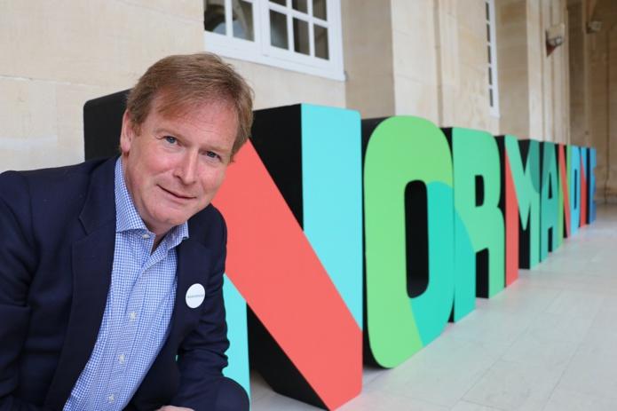 Michael Dodds, directeur du CRT Normandie. - DR : CRT Normandie