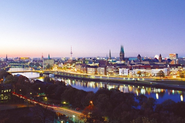 Outre sa vieille ville, la ville de Brême au Nord Ouest de l'Allemagne dont la taille démographique (550.000 habitants) est comparable à celle de Nice,  présente bien des atouts touristiques - DR